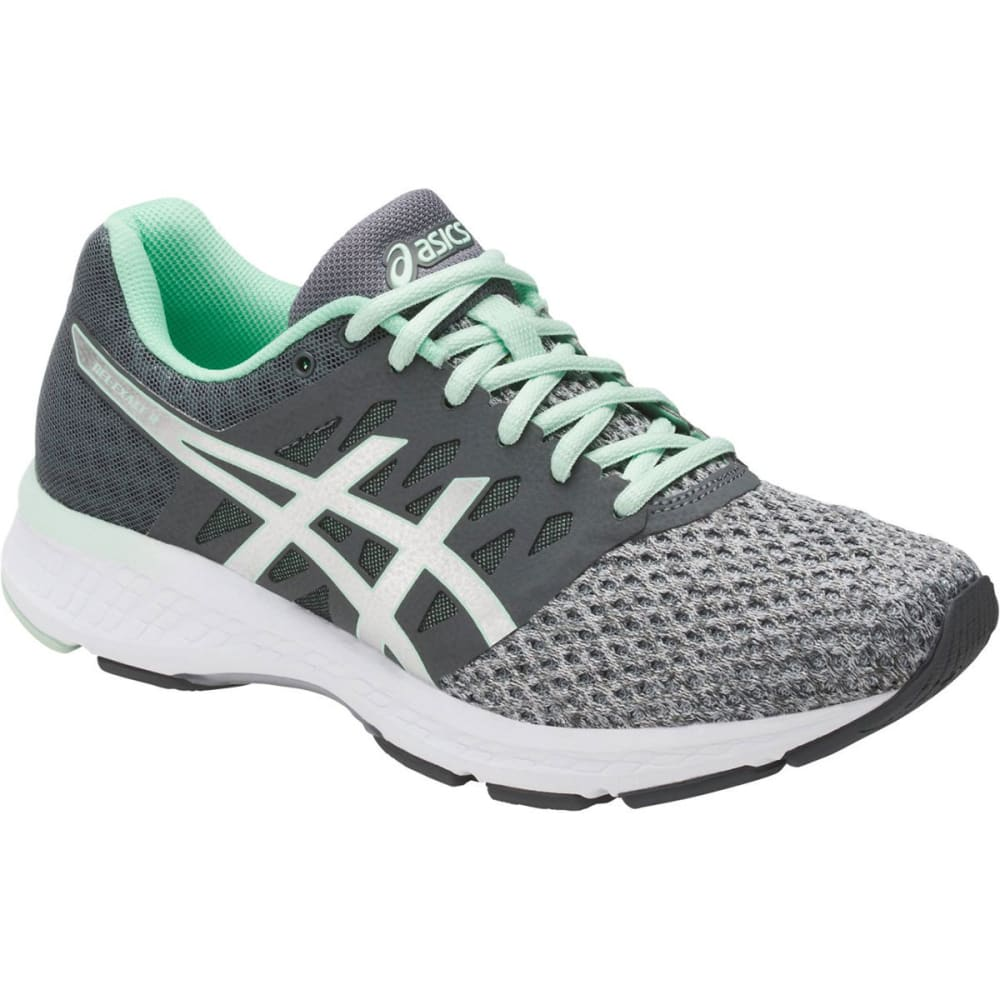 Asics Women's Gel-Exalt 4 Running Shoes, Mid Grey/silver/glacier Sea