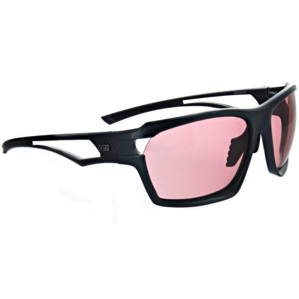 OPTIC NERVE Variant PM Sunglasses, Shiny Carbon - SHINY CARBON