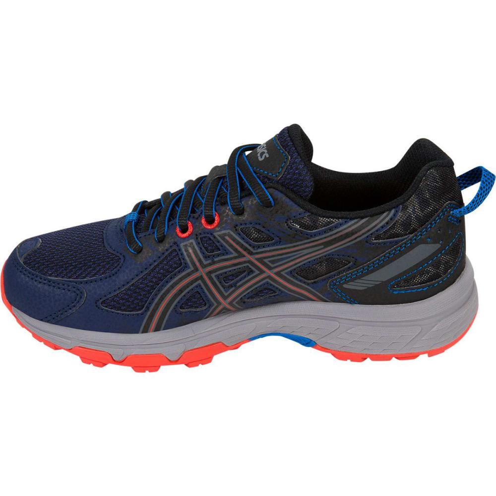 ASICS Boys' GEL-Venture 6 GS Running Shoes, Indigo Blue/Black/Electric Blue - INDIGO BLUE