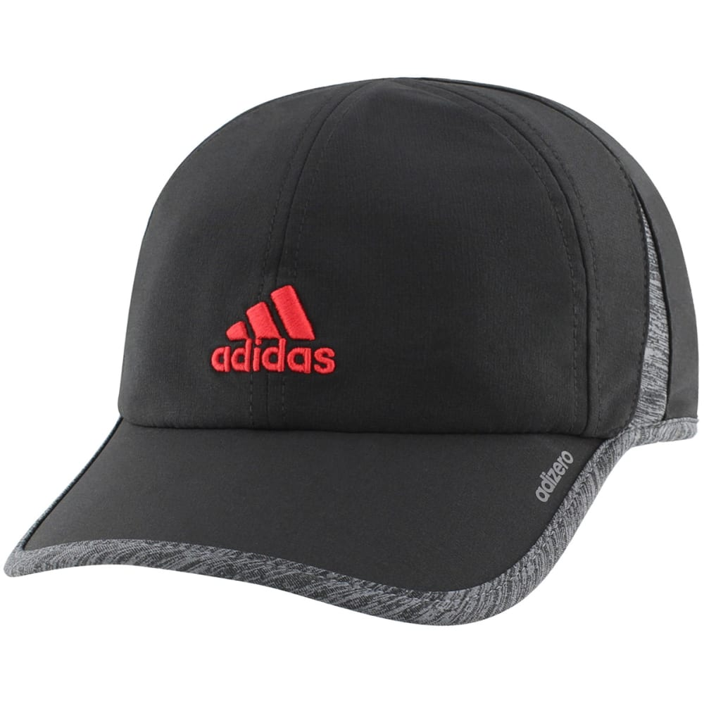ADIDAS Men's AdiZero III Cap - BLK/SCARLET-5142850