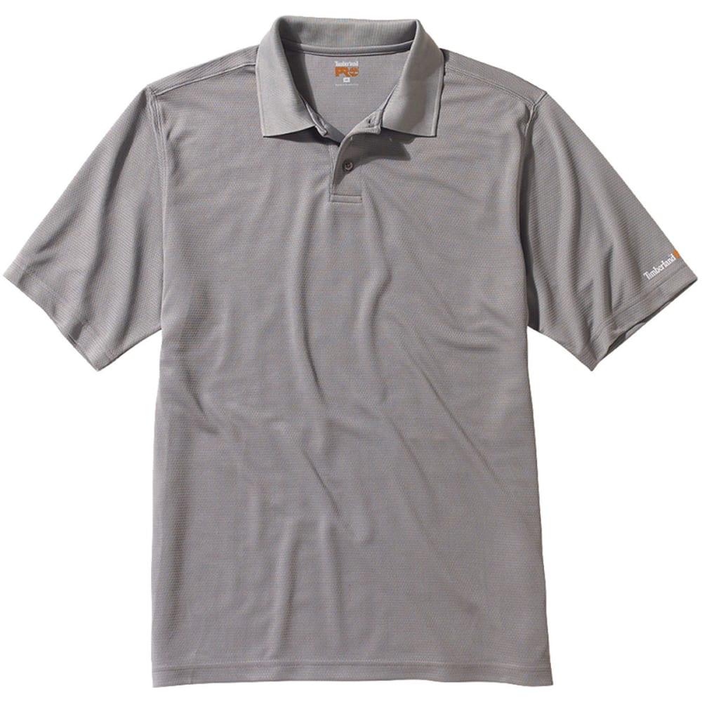 TIMBERLAND PRO Men's Meshin' Around Polo Short-Sleeve Shirt S