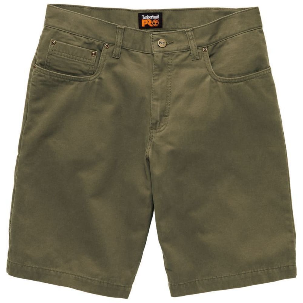 TIMBERLAND PRO Men's Son-of-a-Short Canvas Work Shorts 30