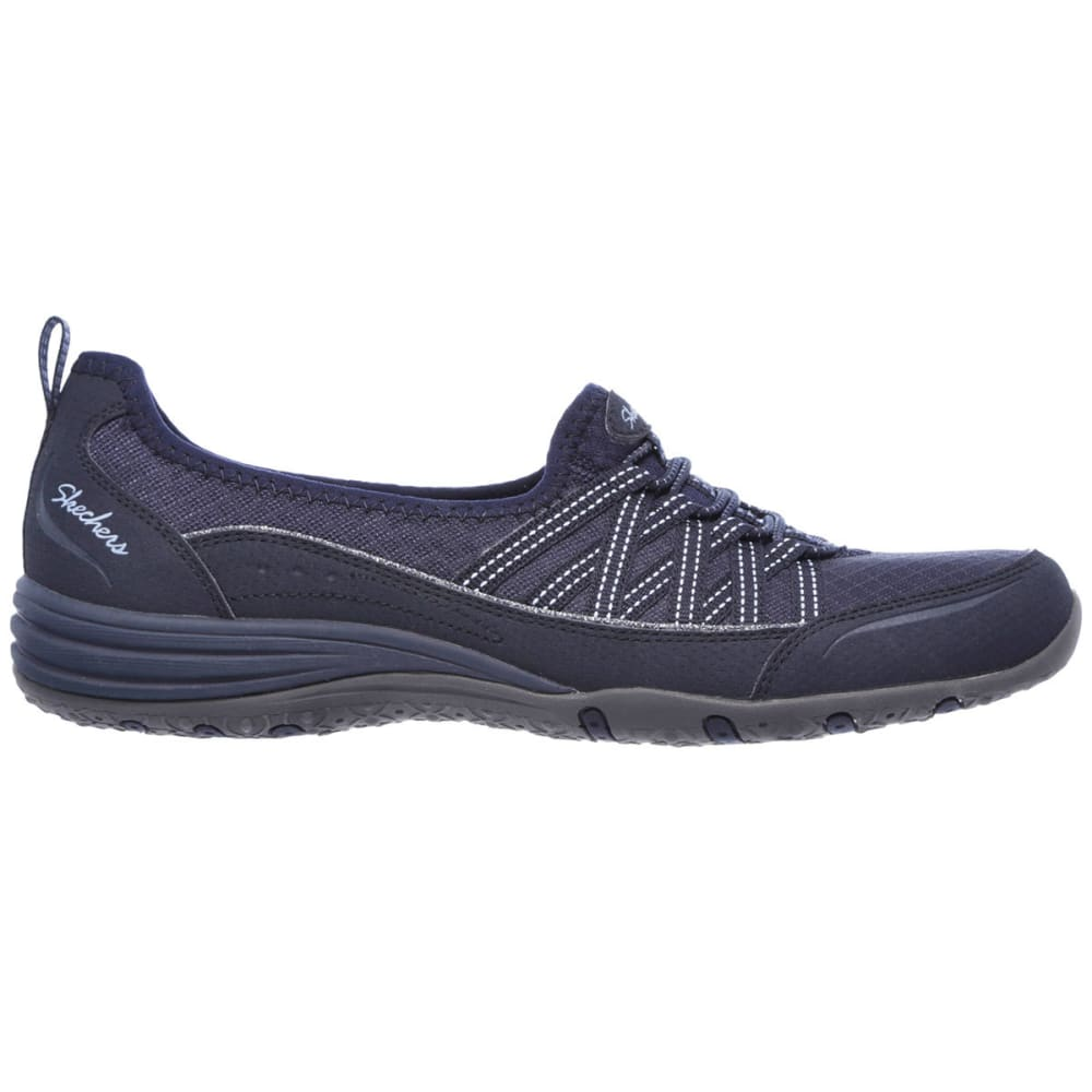 SKECHERS Women's Unity - Go Big Slip-On Sneakers, Navy - NAVY