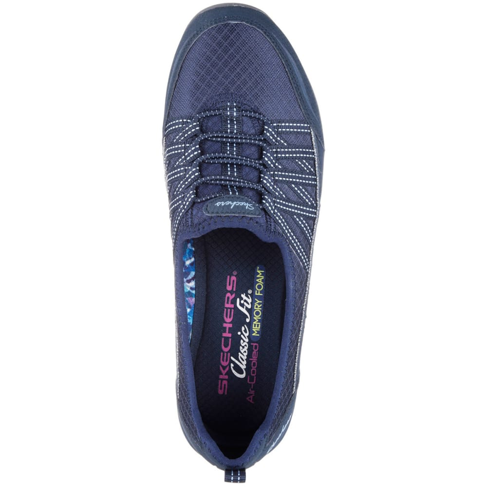 SKECHERS Women's Unity - Go Big Slip-On Sneakers, Navy - NAVY