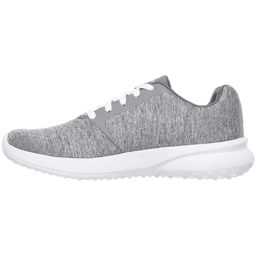 SKECHERS Women's On The Go City 3 – Renovated Sneakers, Heather Gray - GREY