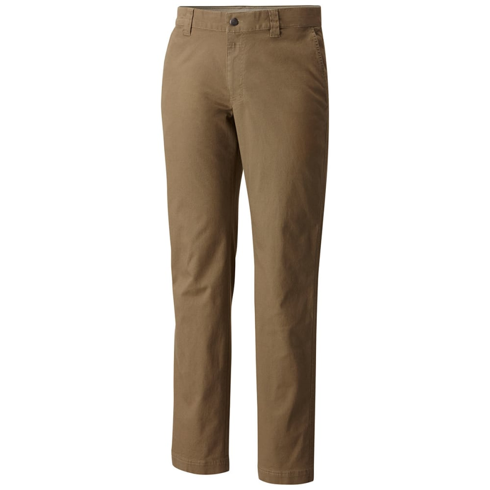 COLUMBIA Men's ROC II Stretch Pants - FLAX-251