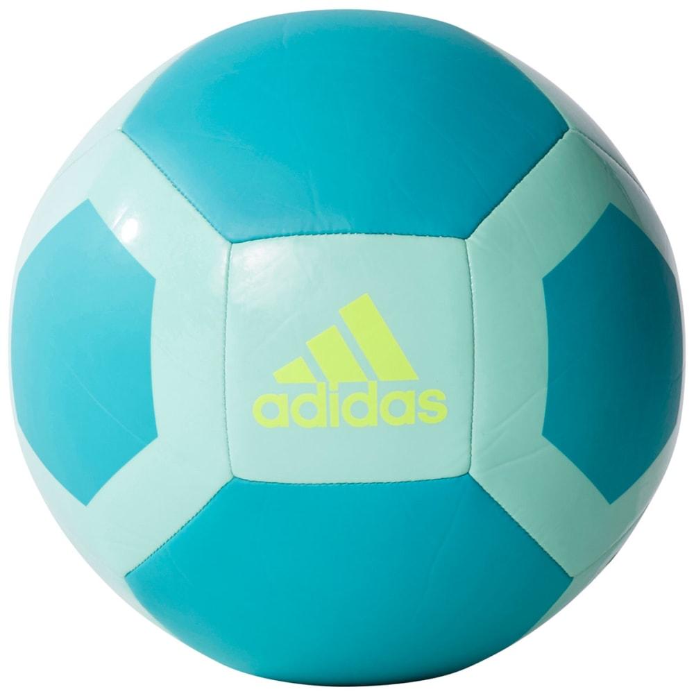 Adidas Glider Ii Soccer Ball, Energy/aqua/solar Yellow