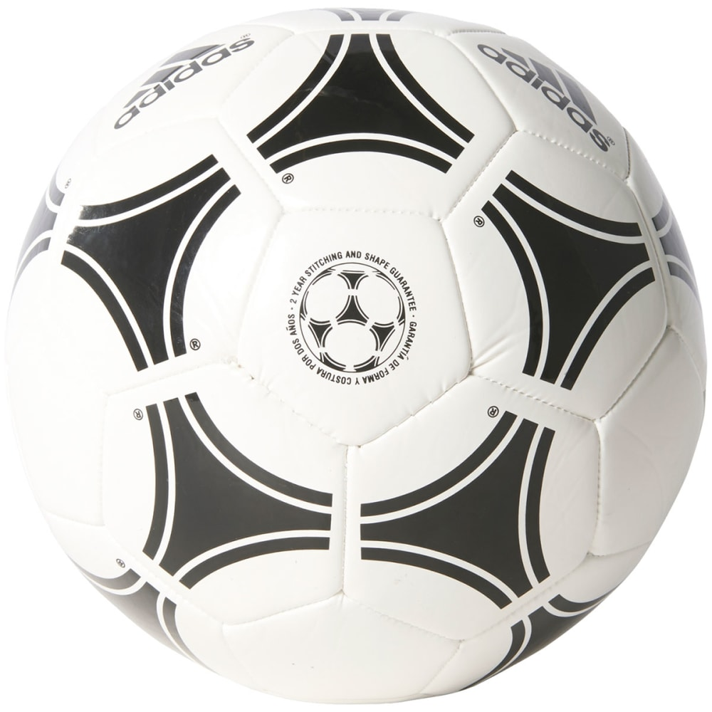 ADIDAS Tango Glider Soccer Ball - WHITE/BLK