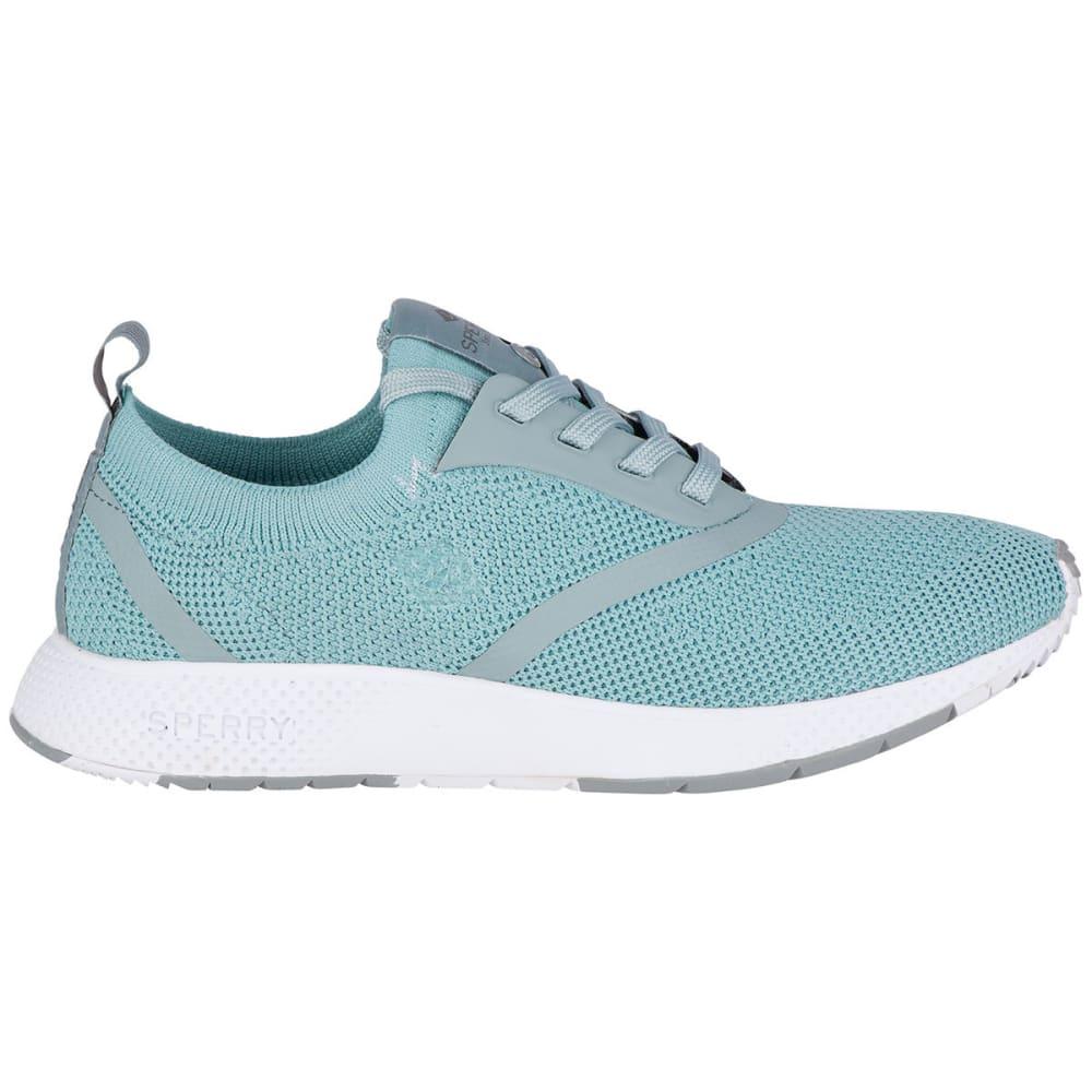 SPERRY Women's 7 Seas CVO Sneaker Boat Shoes, Abyss - LIGHT BLUE