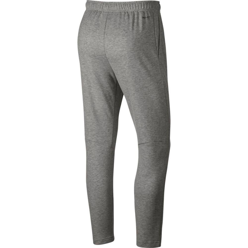 NIKE Men's Dri-FIT Training Pants - GREY-063