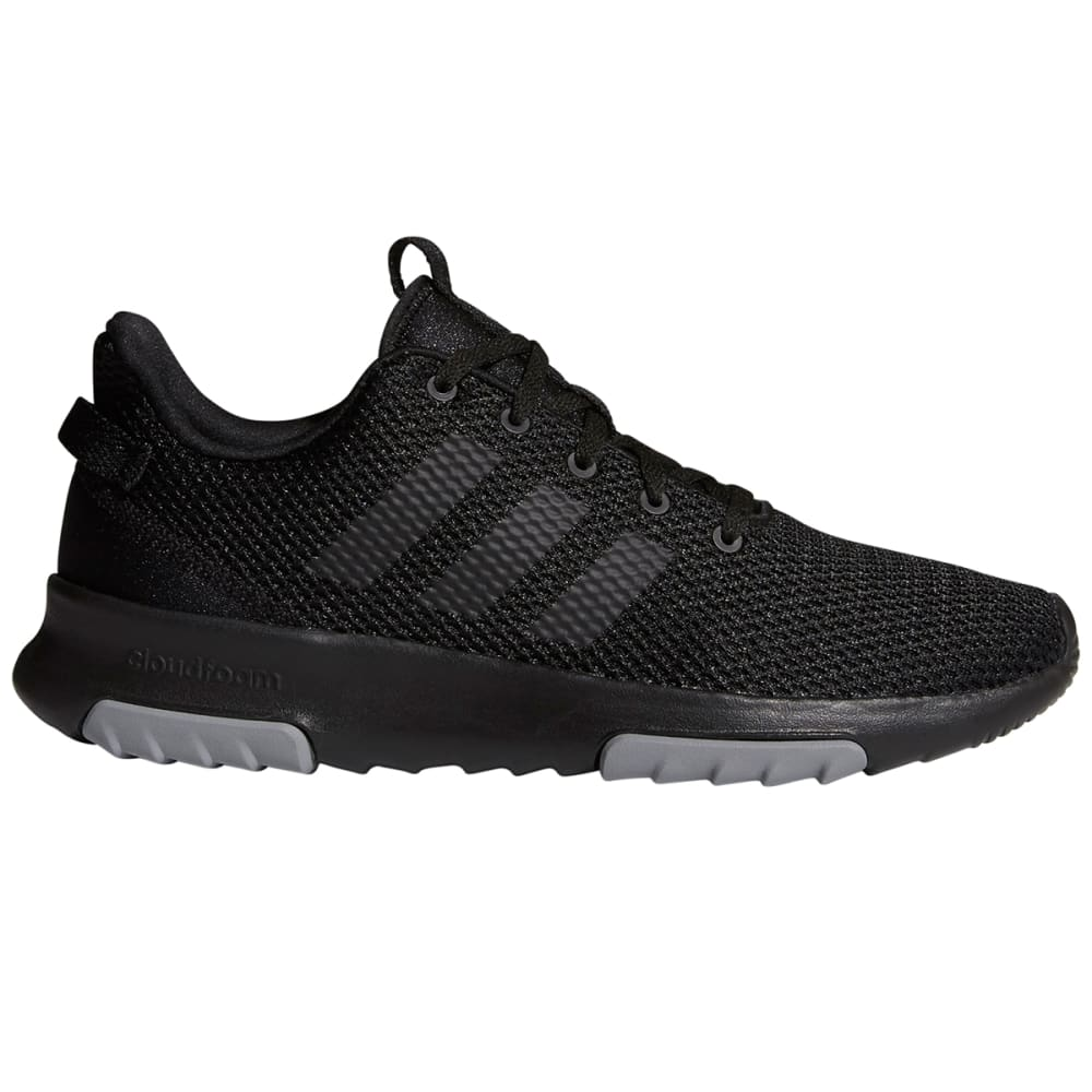 ADIDAS Men's Neo Cloudfoam Racer TR Running Shoes - BLACK - DB1303