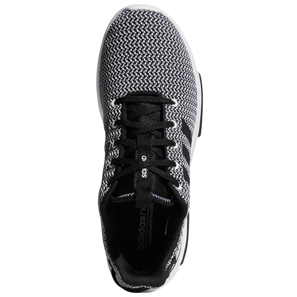 ADIDAS Men's Neo Cloudfoam Racer TR Running Shoes - WHITE - DA9305