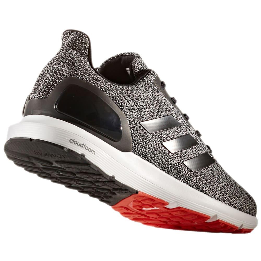 ADIDAS Men's Cosmic 2 SL Running Shoes, Black/Core Black/Core Red - BLACK-CP9483