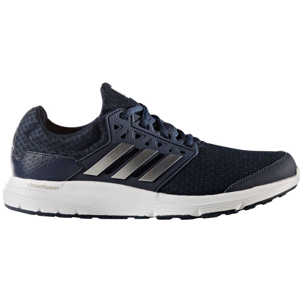 Adidas Men's Galaxy 3 Running Shoes, Navy - Blue, 8.5