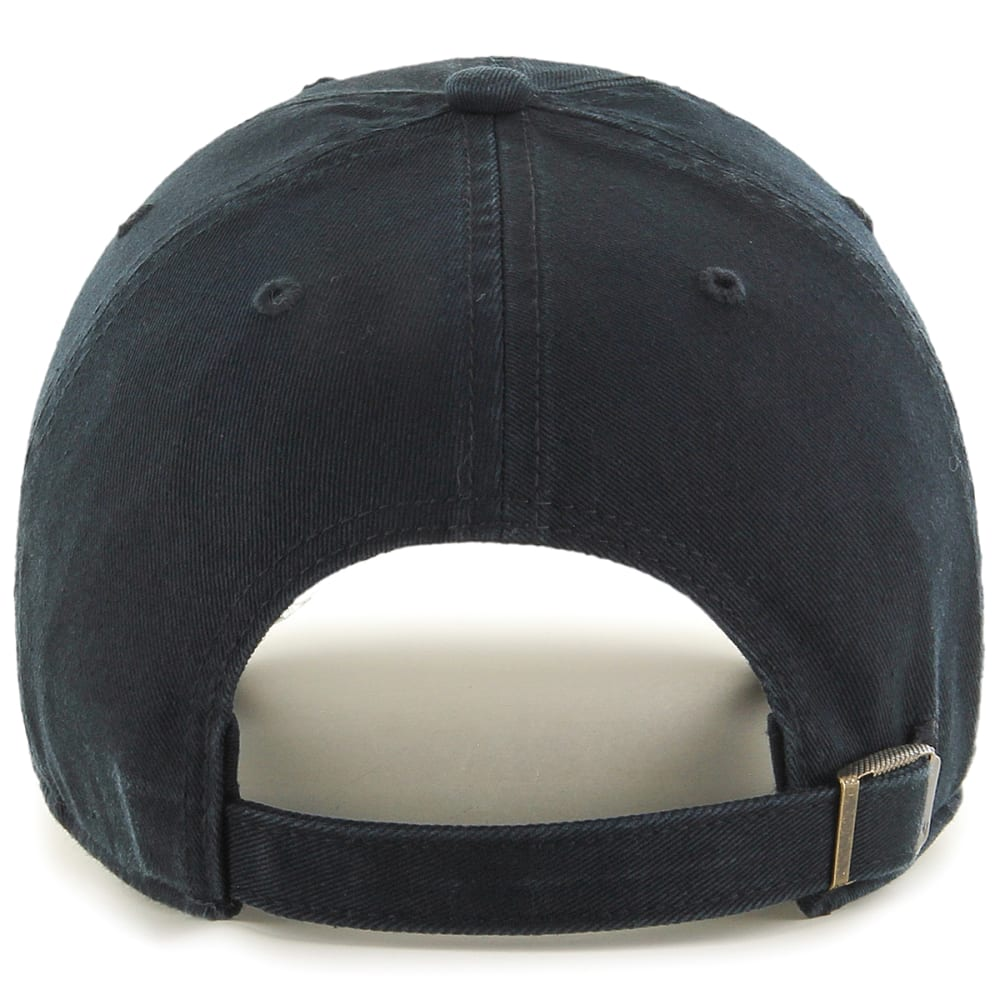 NEW ENGLAND PATRIOTS Men's '47 Clean Up Adjustable Cap, Black/White - BLACK/WHITE