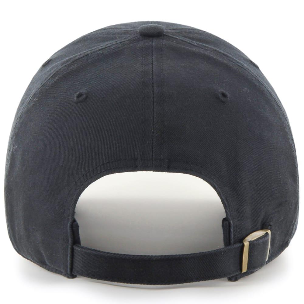 NEW ENGLAND PATRIOTS Women's Miata '47 Clean Up Adjustable Hat - BLACK/PINK