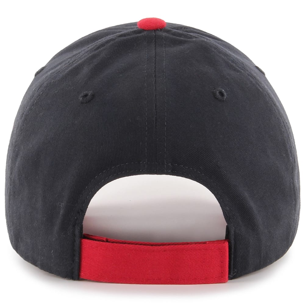 NEW ENGLAND PATRIOTS Kids' Short Stack '47 MVP Pat Patriot Adjustable Hat - RED