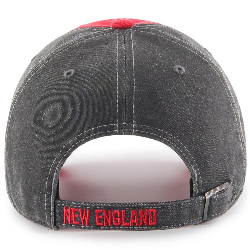 NEW ENGLAND PATRIOTS Men's '47 Transition Adjustable Cap - RED