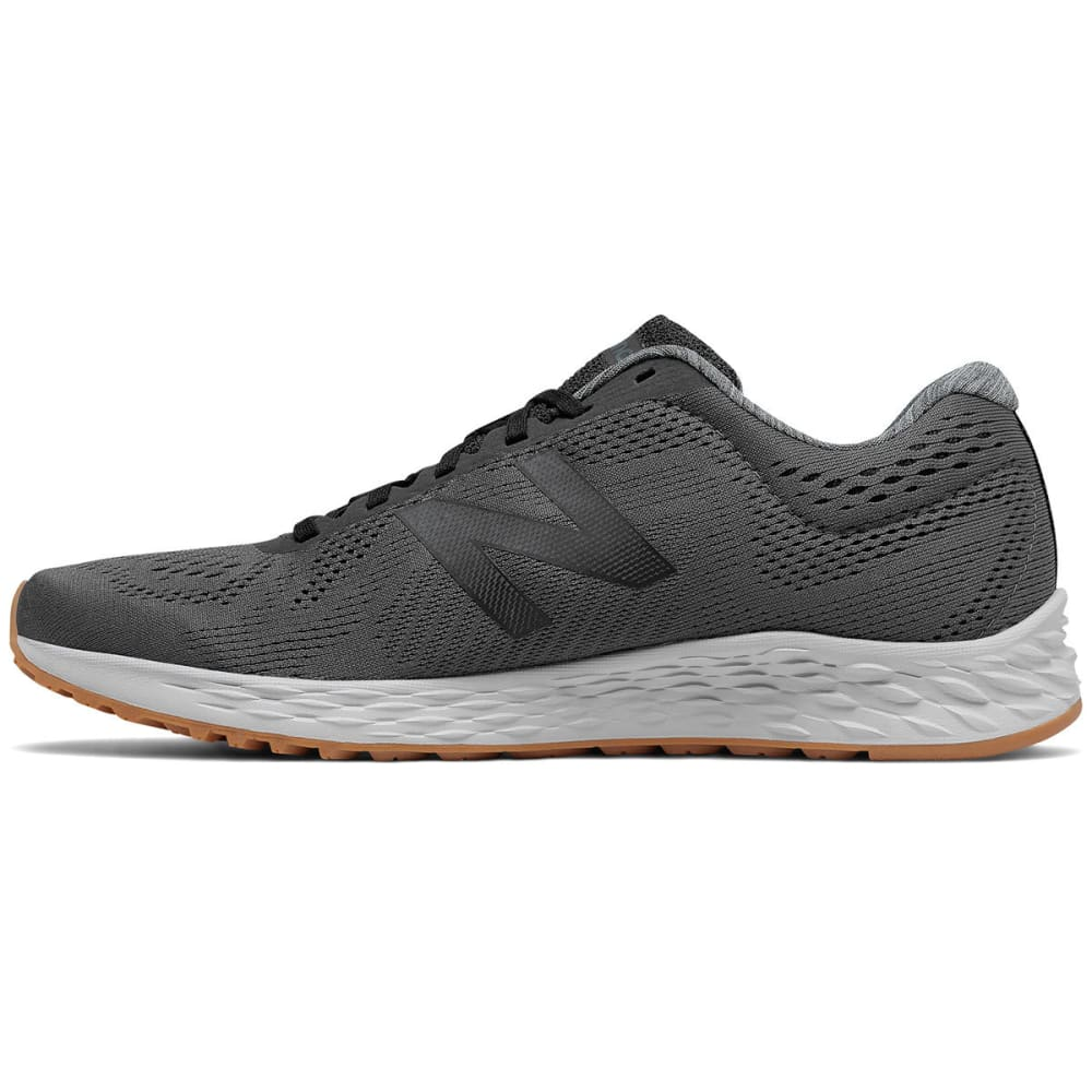 NEW BALANCE Men's Fresh Foam Arishi Running Shoes, Magnet/Black/Overcast, Extra Wide - MAGNET
