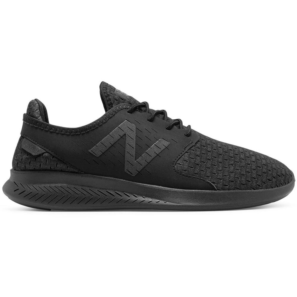 NEW BALANCE Men's FuelCore Coast V3 Running Shoes, Team Away Black/Phantom - BLACK