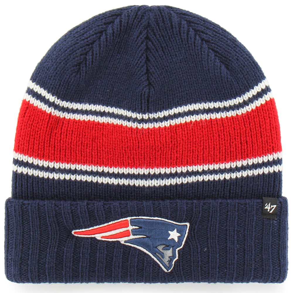 New England Patriots 47 Norton Cuffed Beanie