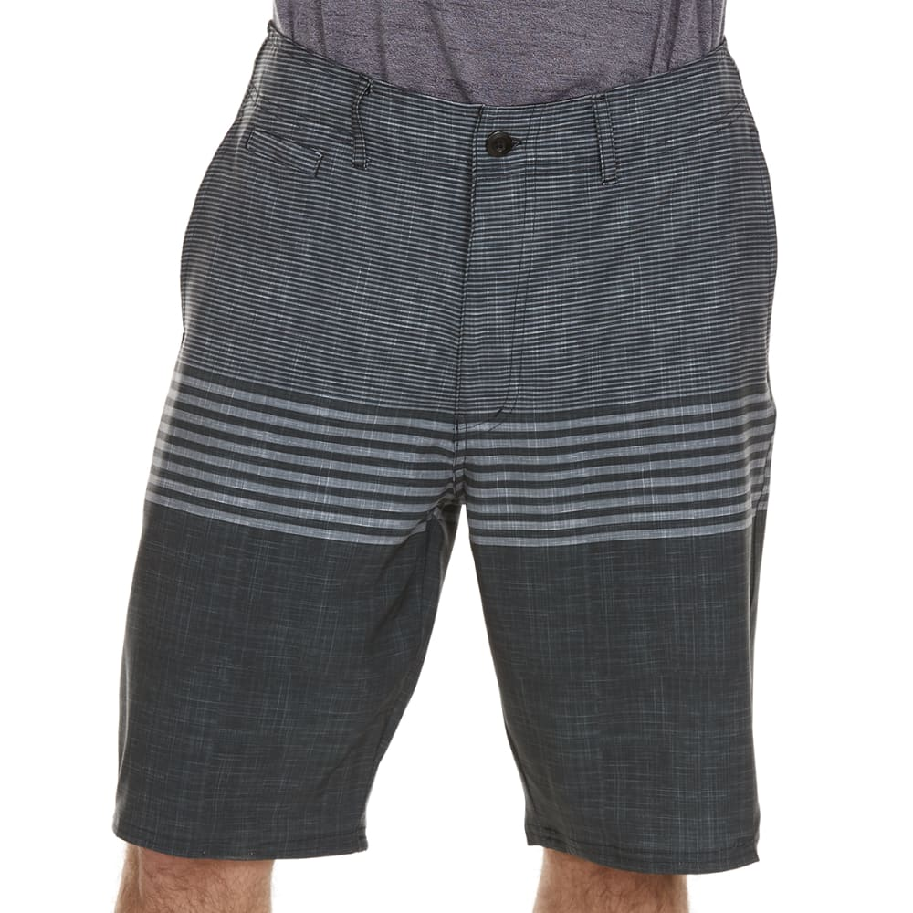 OCEAN CURRENT Guys' Amphibious Incline Chino Shorts - GREY