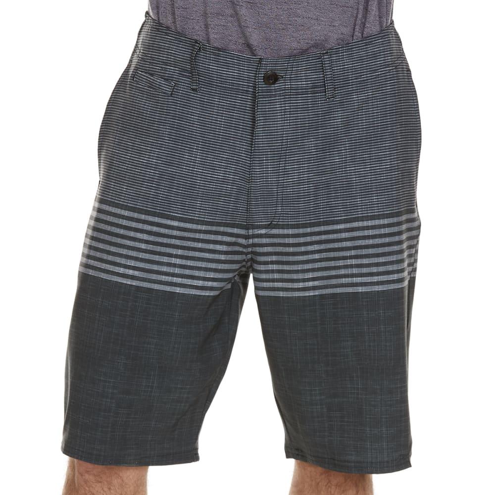 OCEAN CURRENT Guys' Amphibious Incline Chino Shorts - GREY