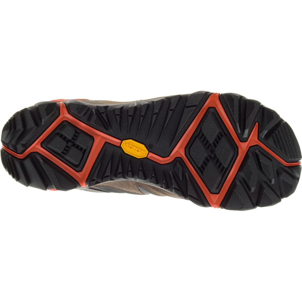 MERRELL Men's All Out Blaze 2 Mid Waterproof Hiking Boots, Clay - CLAY