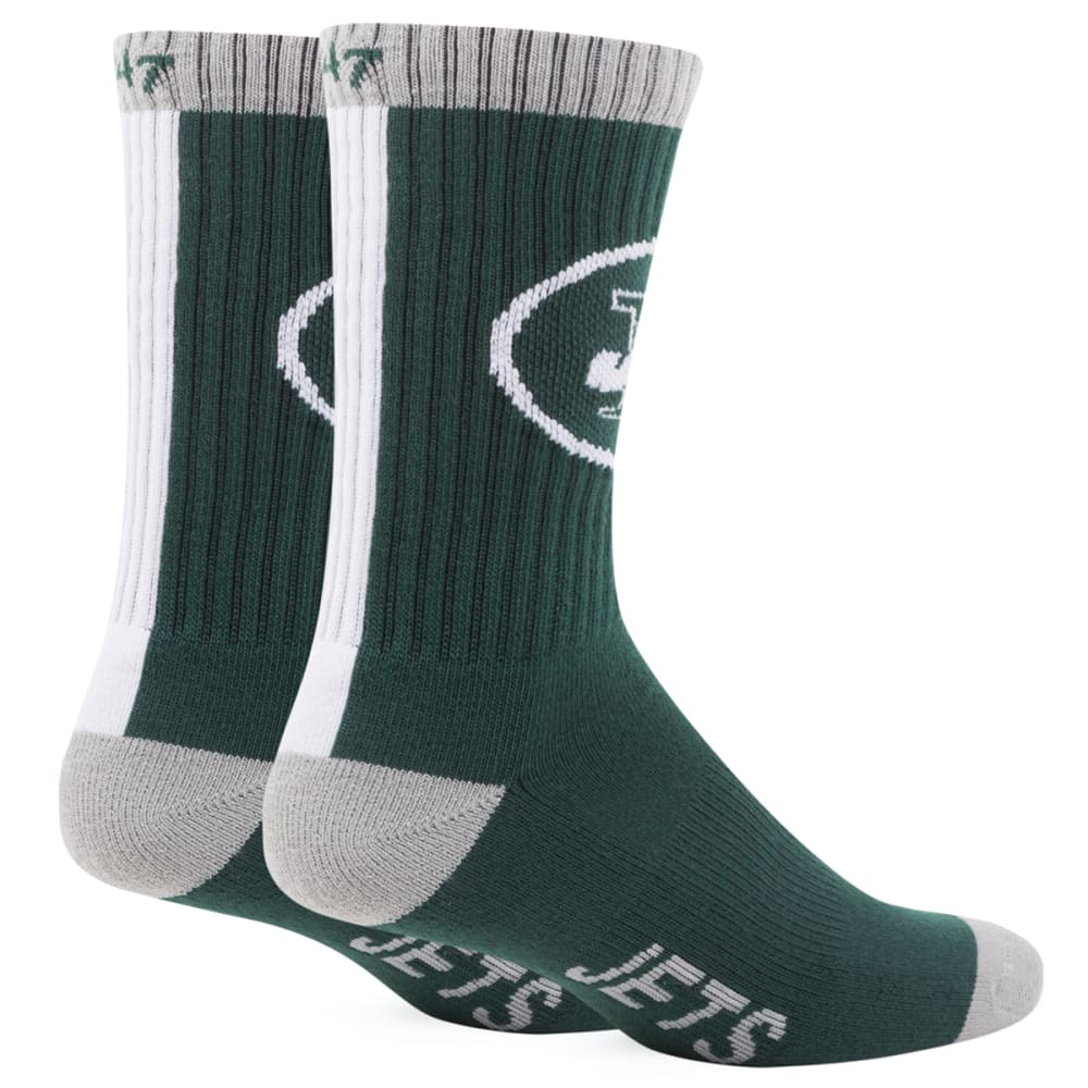 NEW YORK JETS '47 Bolt Crew Socks - GREEN