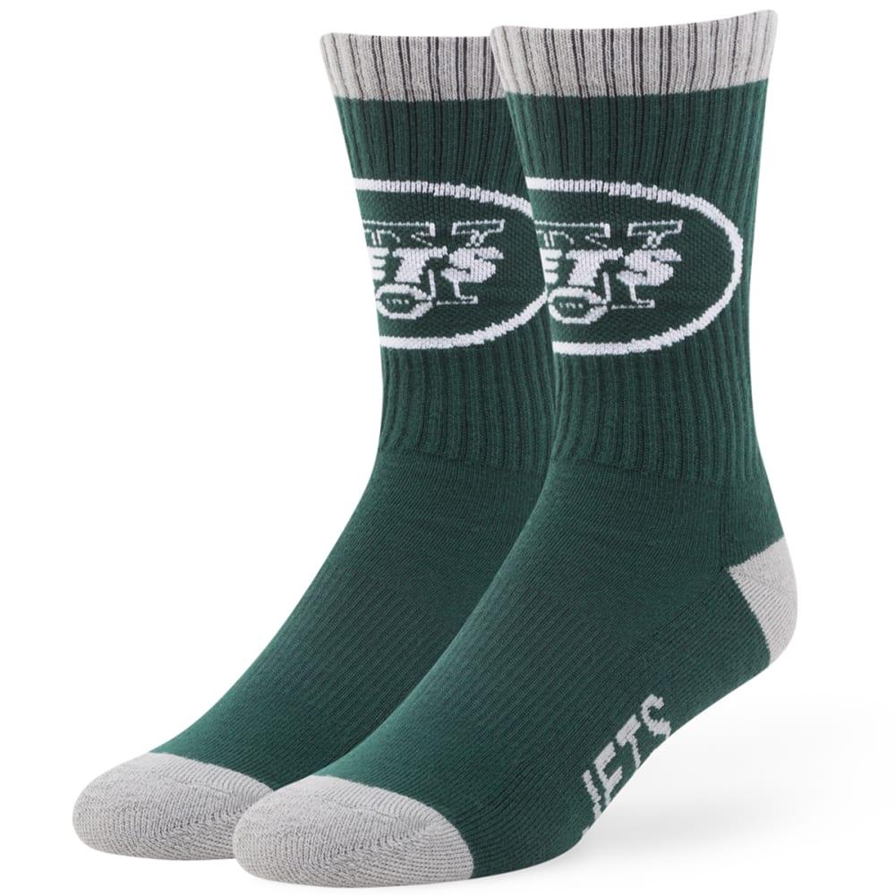 NEW YORK JETS '47 Bolt Crew Socks - GREEN