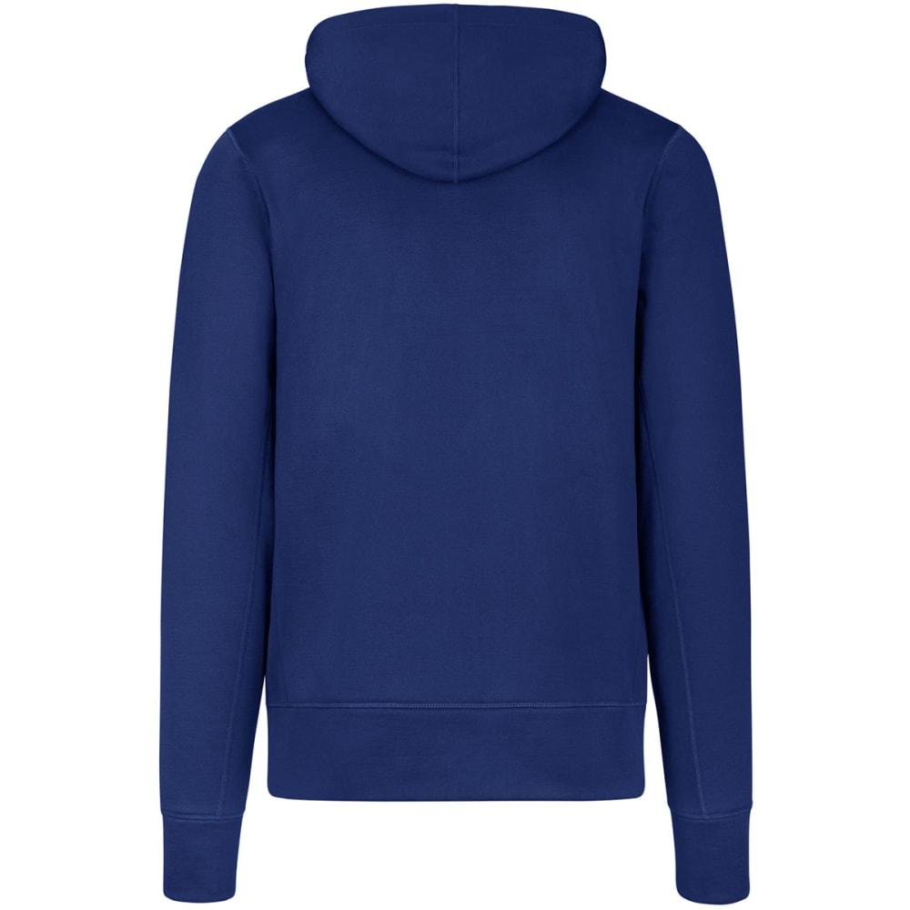 NEW YORK RANGERS Men's '47 Forward Fleece Pullover Hoodie - ROYAL BLUE