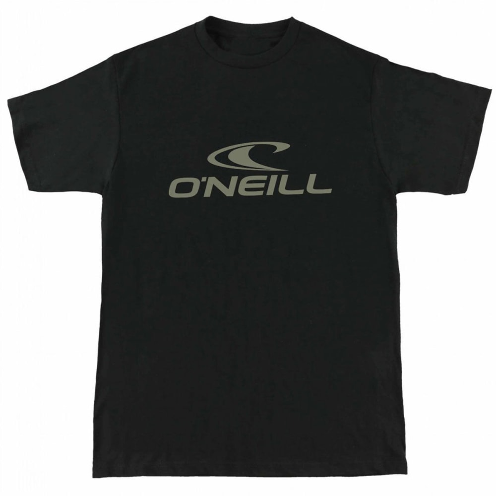 O'neill Guys' City Limits Short-Sleeve Tee - Black, M