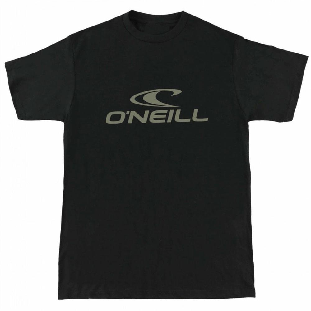 O'NEILL Guys' City Limits Short-Sleeve Tee - HTR BLK-HBK