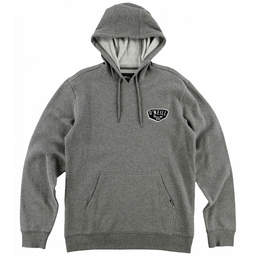 O'neill Guys' Shaping Bay Pullover Hoodie - Black, S