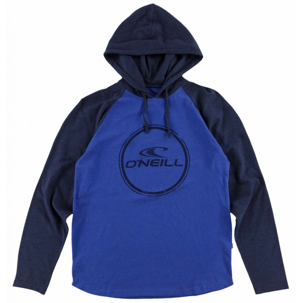 O'NEILL Boys' Weddle Hooded Pullover - RYL-ROYAL BLUE