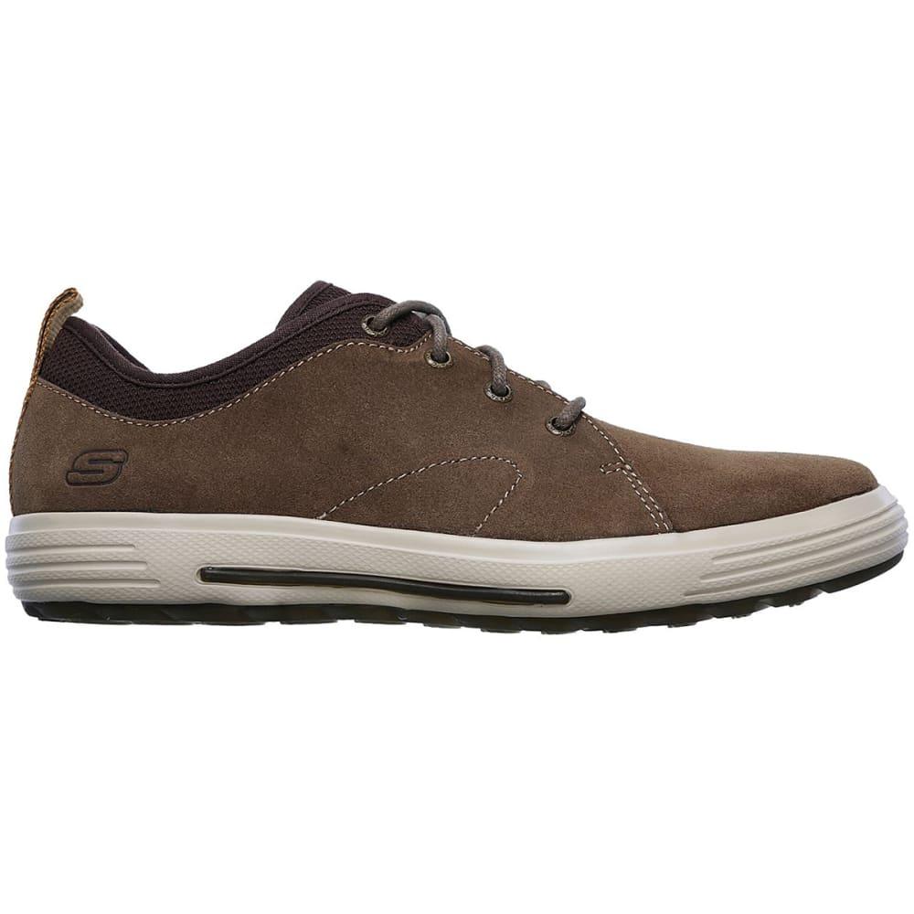 SKECHERS Men's Skech-Air: Porter - Elden Sneakers, Beige - BEIGE
