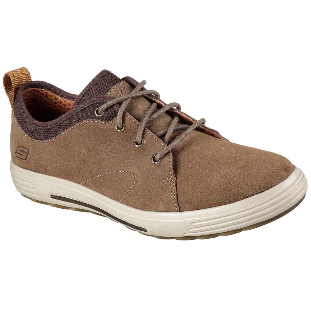 SKECHERS Men's Skech-Air: Porter – Elden Sneakers, Beige - BEIGE