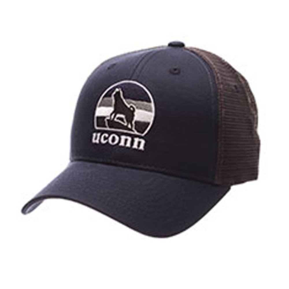 UCONN Men's Landmark Custom Cap - NAVY