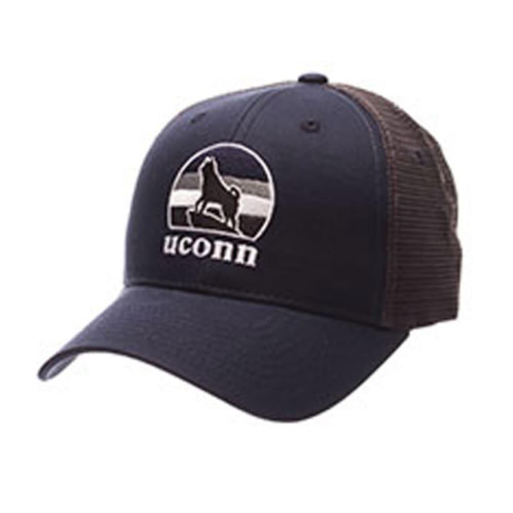 UCONN Men's Landmark Custom Cap - NAVY