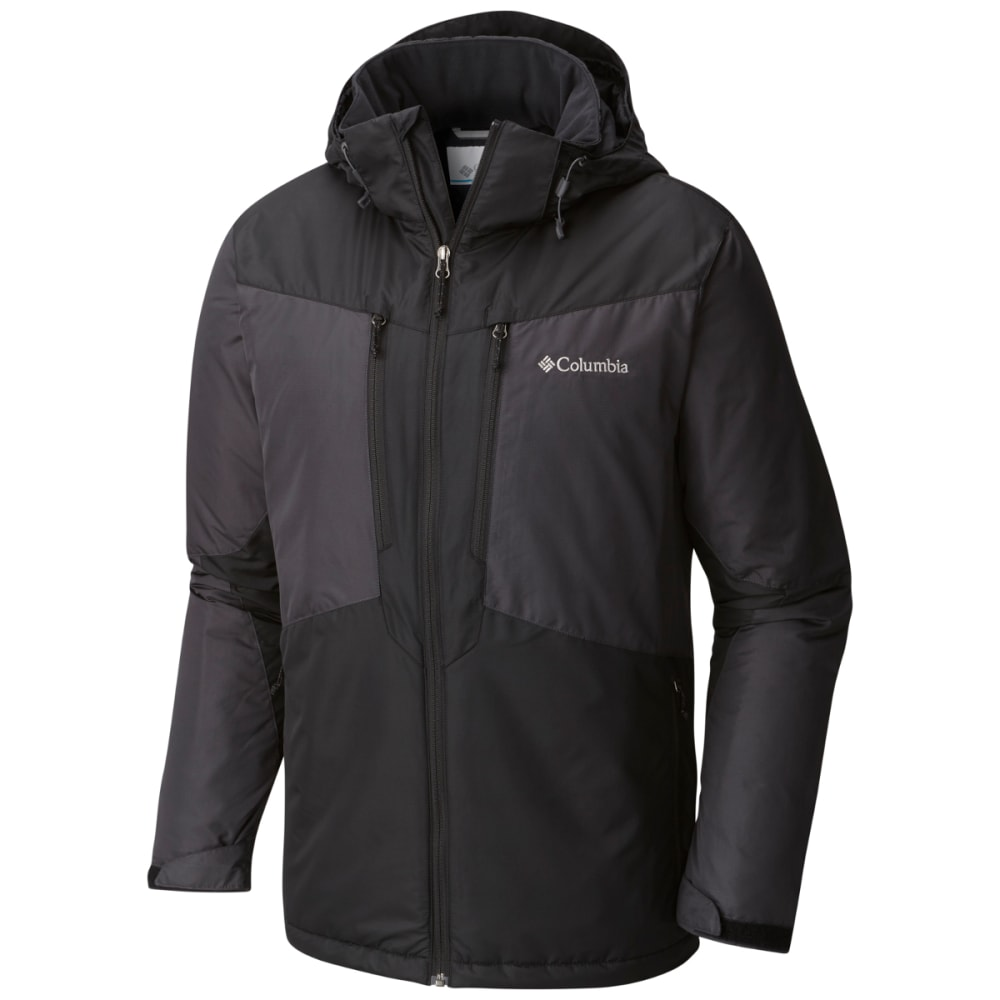 Columbia Men's Antimony Outdoor Jacket - Black, M