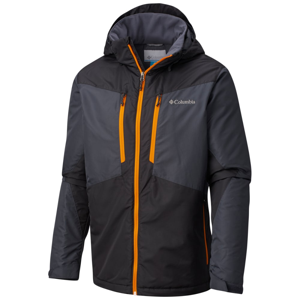 COLUMBIA Men's Antimony Outdoor Jacket S