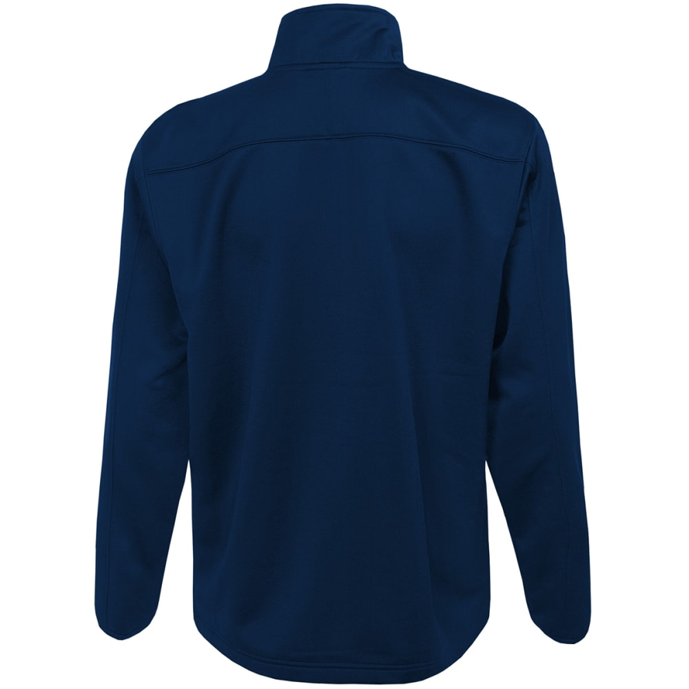 NEW ENGLAND PATRIOTS Boys' Superior Bonded Fleece Full-Zip Jacket - NAVY