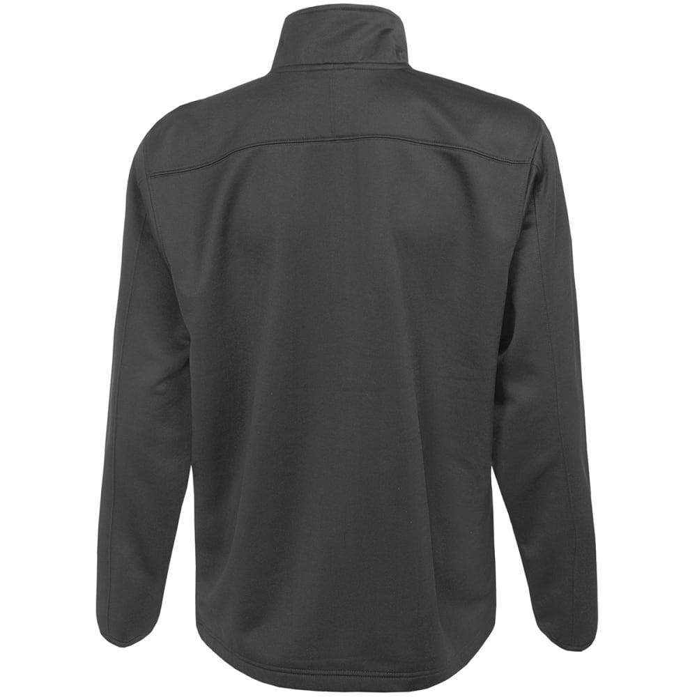 NEW ENGLAND PATRIOTS Boys' Superior Bonded Fleece Full-Zip Jacket - GREY