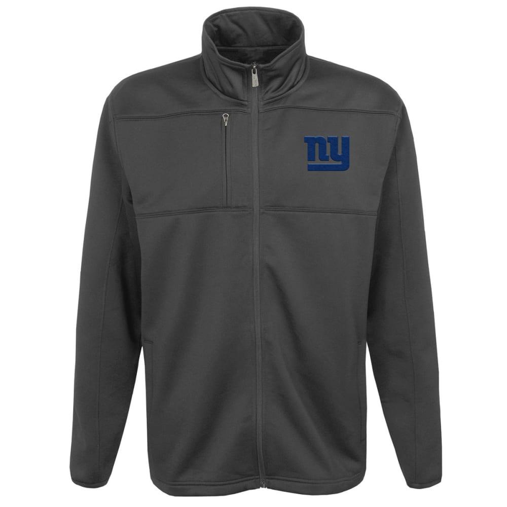 NEW YORK GIANTS Boys' Superior Bonded Fleece Full-Zip Jacket - ROYAL BLUE