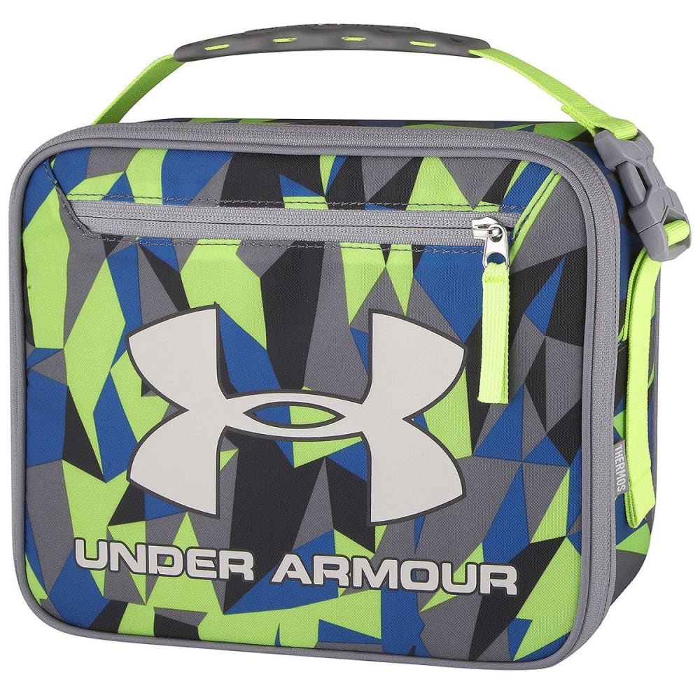 UNDER ARMOUR Kids' UA Lunch Cooler - GEO CACHE GREY