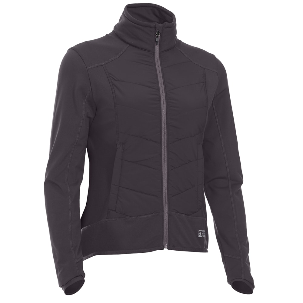 EMS Women's Impact Hybrid Jacket - PHANTOM