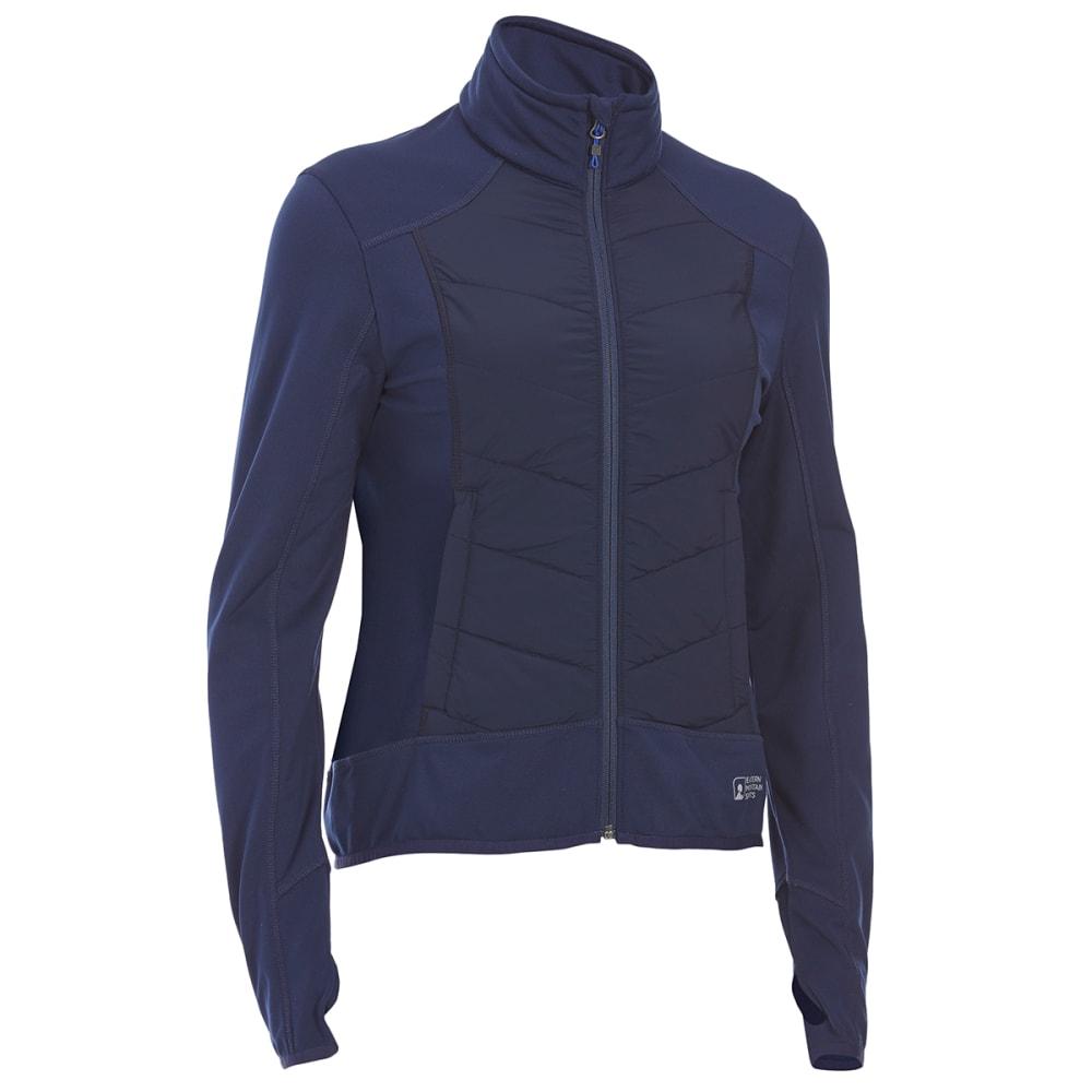 EMS Women's Impact Hybrid Jacket - NAVY BLAZER