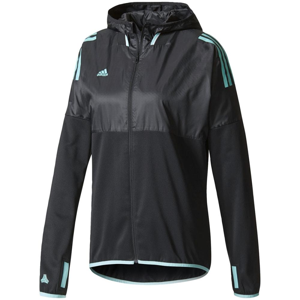 Adidas Women's Tango Future Hybrid Soccer Jacket - Black, M