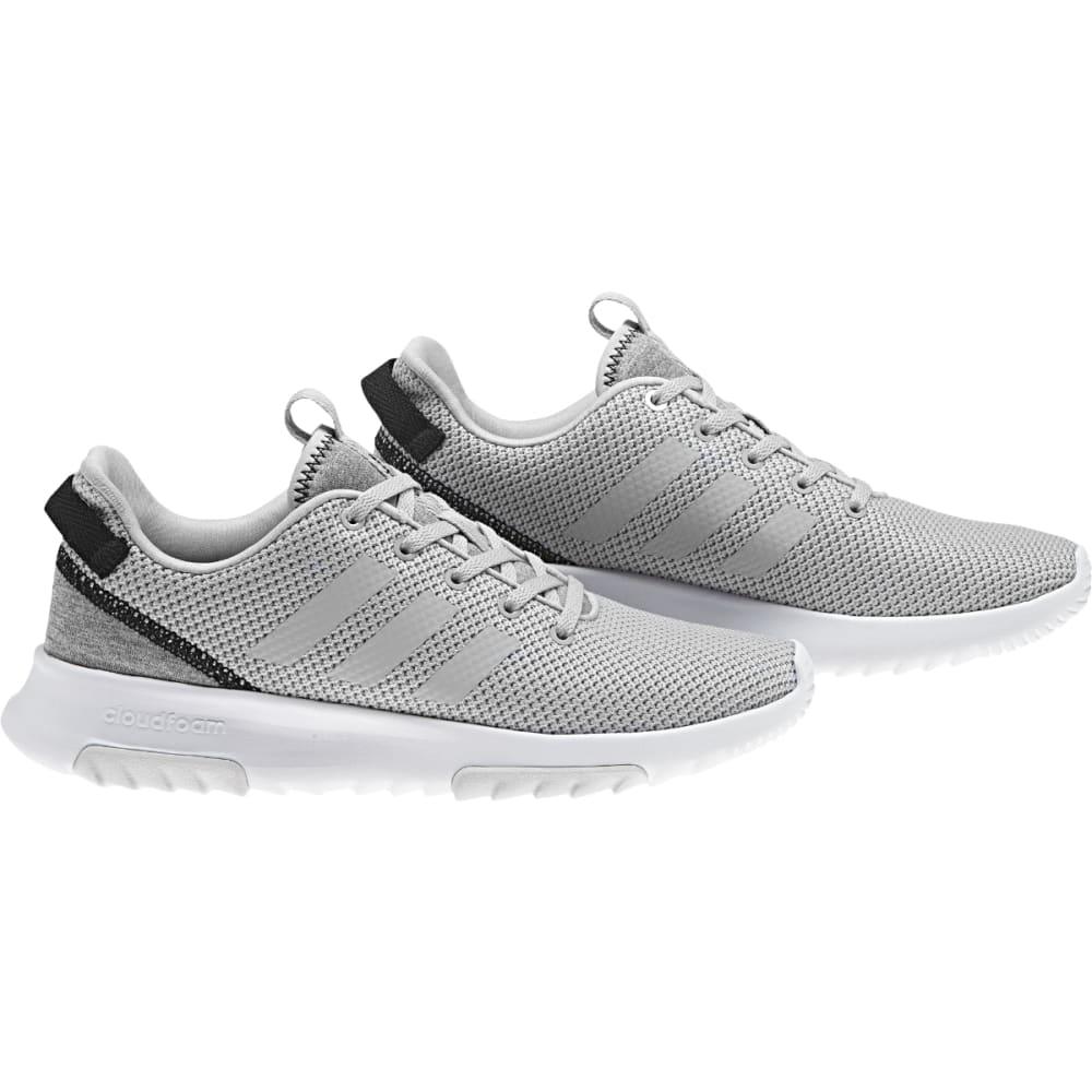 ADIDAS Women's Neo Cloudfoam Racer TR Running Shoes, Grey/Black - GREY