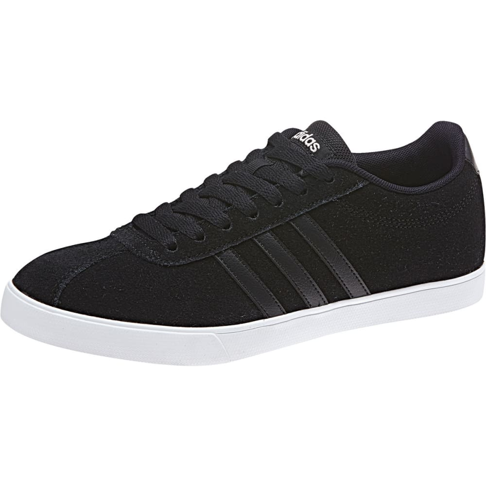 ADIDAS Women's Neo Courtset Sneakers, Black/Metallic 6